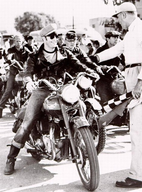 Marlon Brando - The Wild One