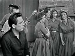 Johnny Cash and the Carter Sisters - Were You There When They Crucified My Lord?