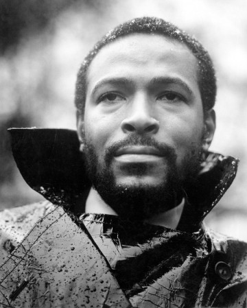 Marvin Gaye was born on April 2nd, 1939.
