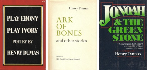 Three of the published works of Dumas.
