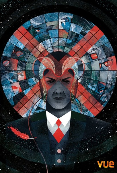 'Charles Xavier' by Eve Lloyd Knight