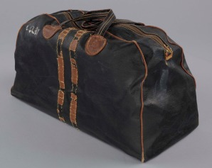 Gym bag used by Cassius Clay 1960s