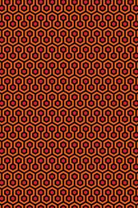 Regular Edition 'Hotel Carpet' Reverse